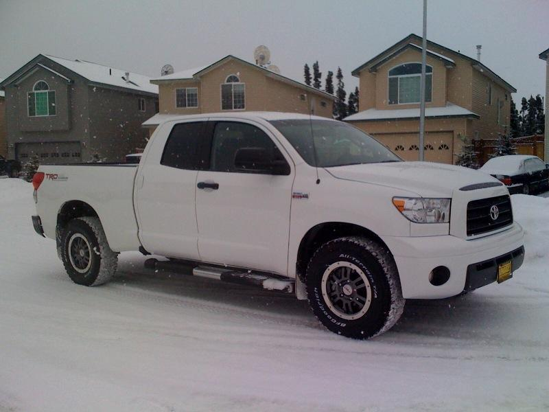 Another rockwarrior 2009 Toyota Tundra Access Cab post... - 13151254