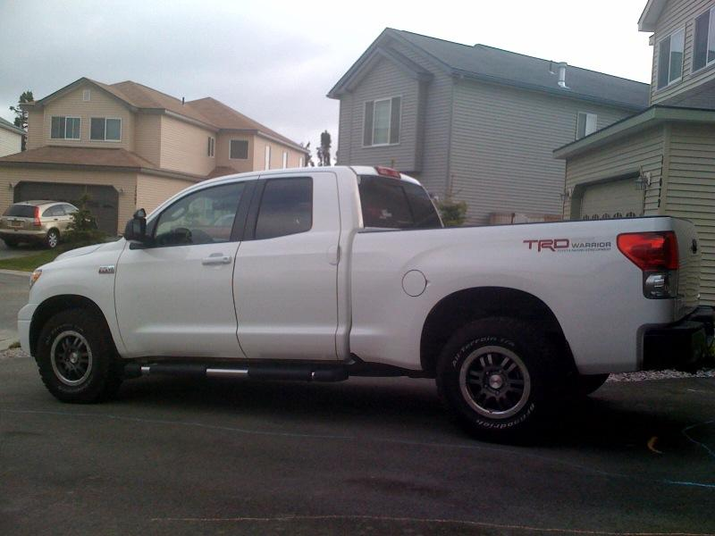 Another rockwarrior 2009 Toyota Tundra Access Cab post... - 13151266
