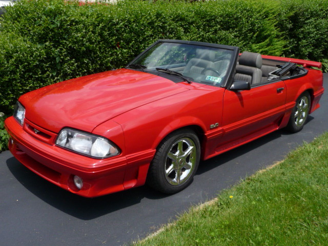 ChevyJay3 1988 Ford Mustang
