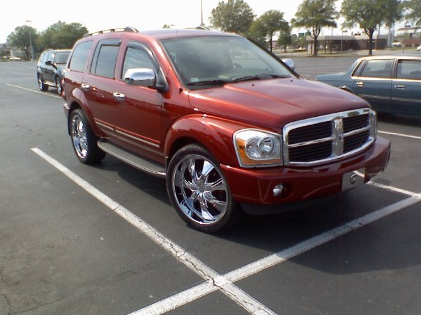 gnyce 2006 dodge durango specs photos modification info. Black Bedroom Furniture Sets. Home Design Ideas