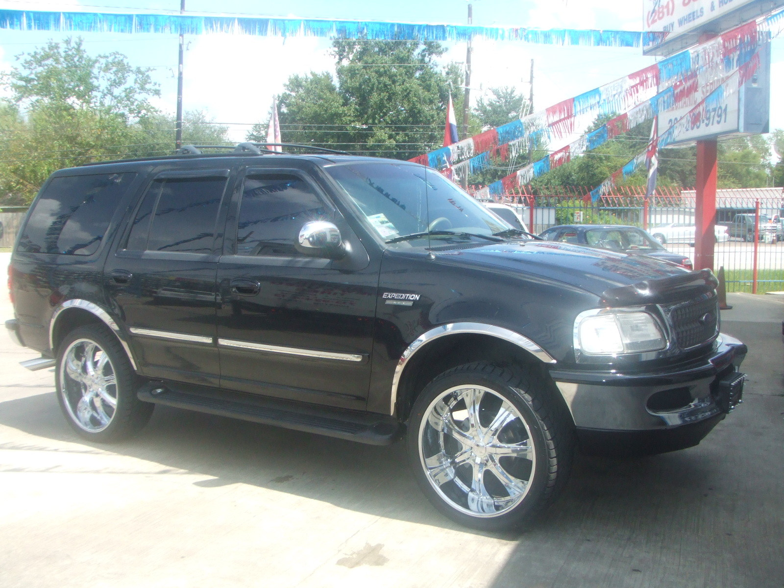 Rich Rude 1998 Ford Expedition Specs  Photos  Modification