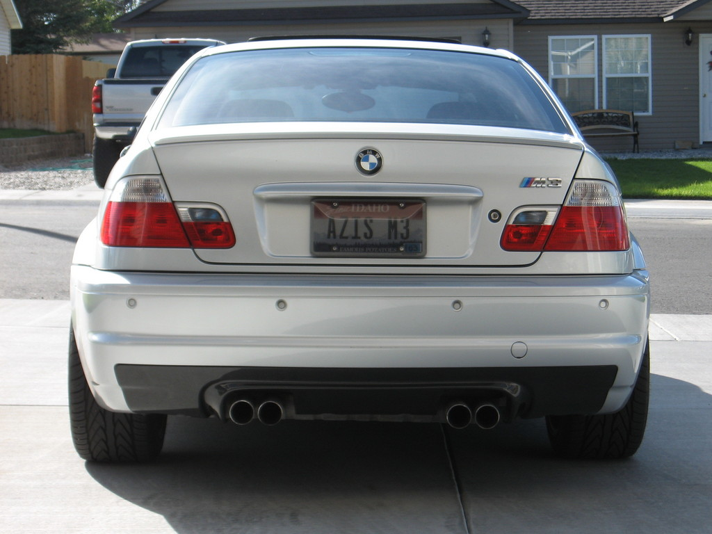 akararic 2002 bmw m3 specs, photos, modification info at cardomain