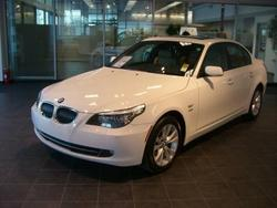 davidbecker 2009 BMW 5 Series