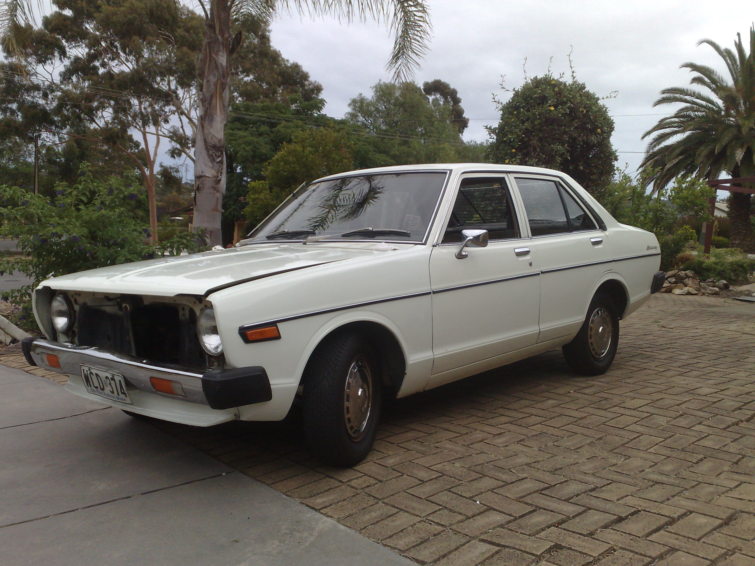 Another sox61 1979 Datsun 310 post... - 13153596