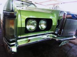 69Lincolns 1969 Lincoln Mark III