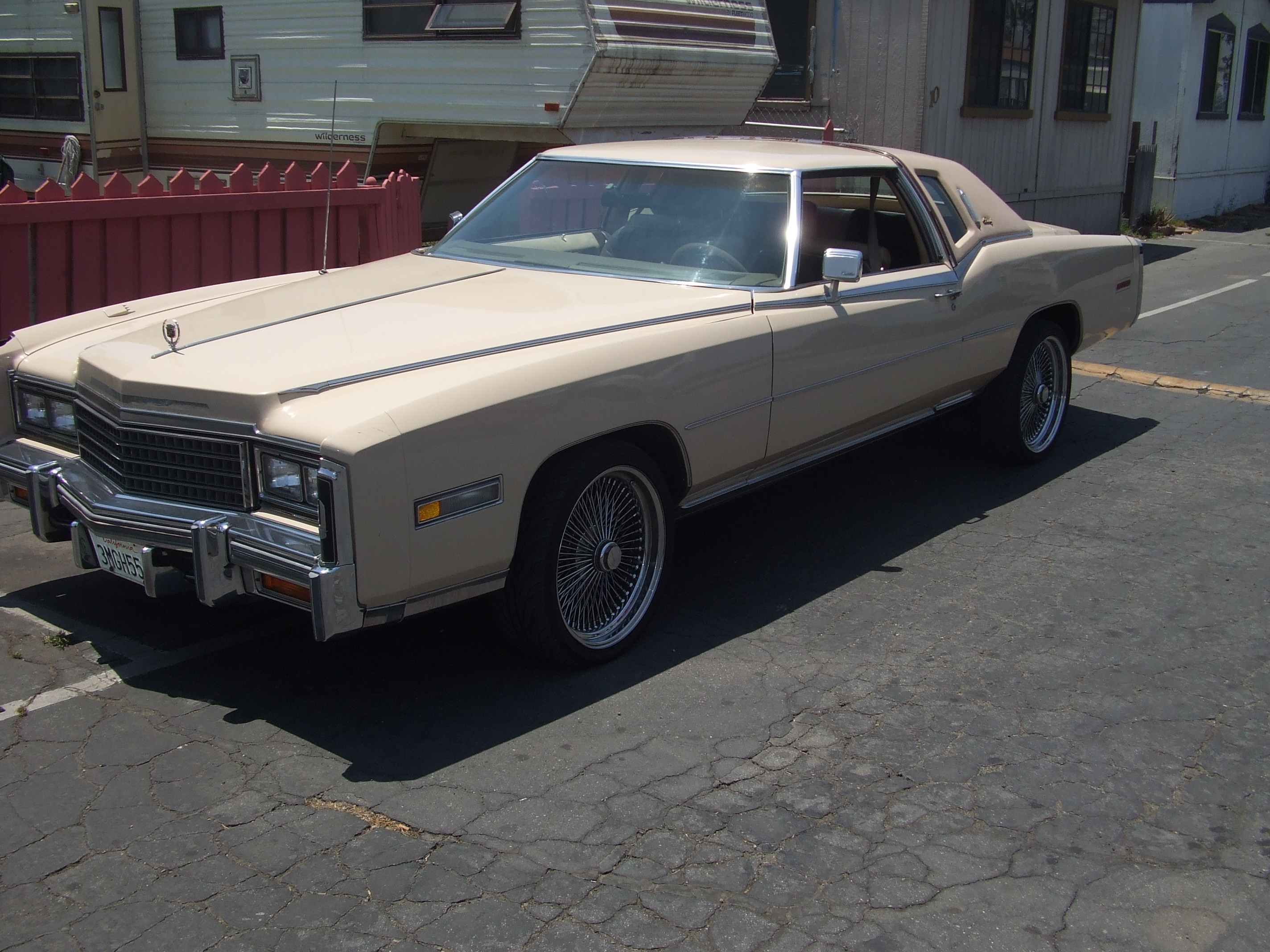 Munchies420 1978 Cadillac Eldorado Specs Photos