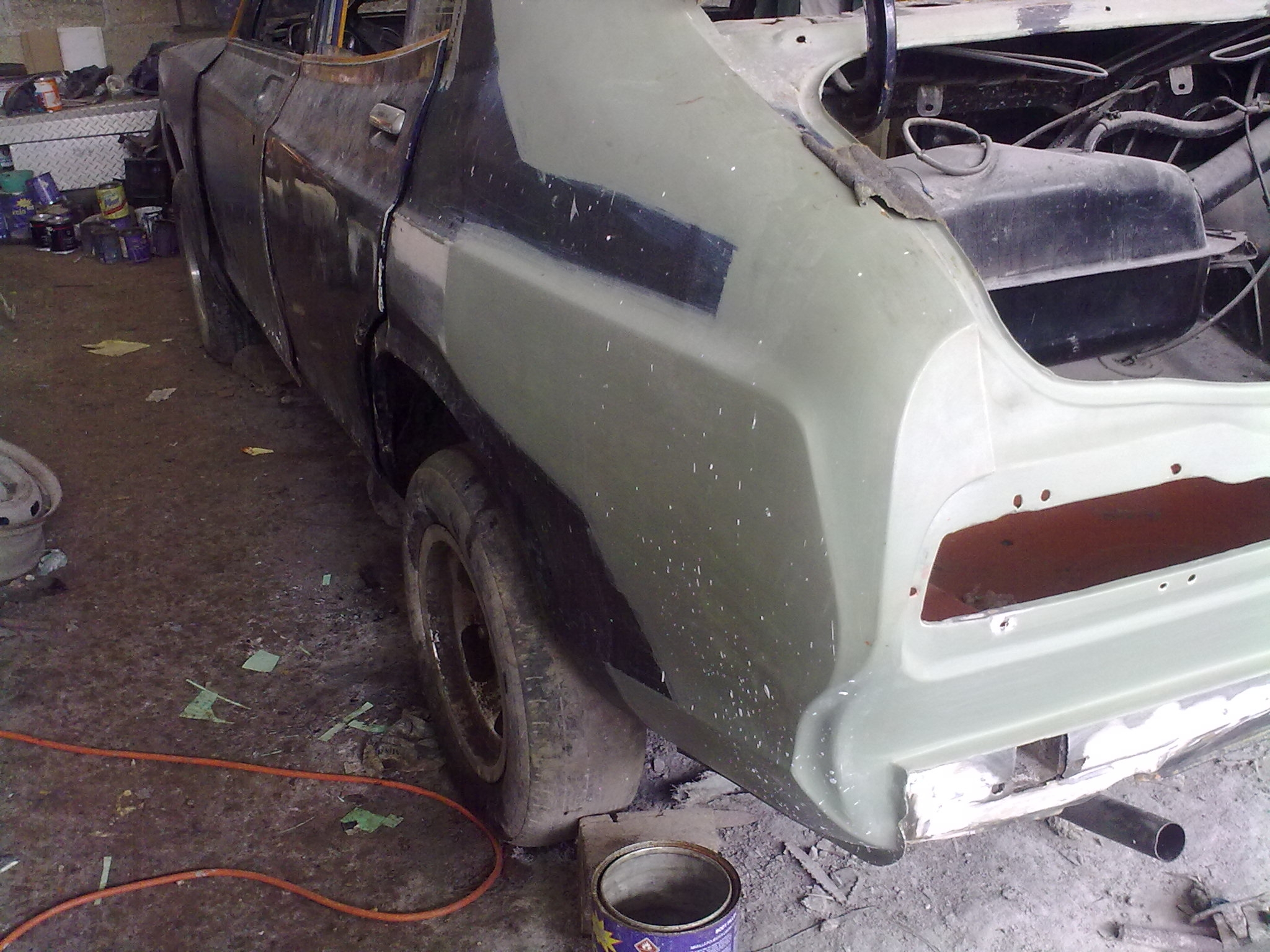 Another dolv74 1975 Datsun 710 post... - 13159056