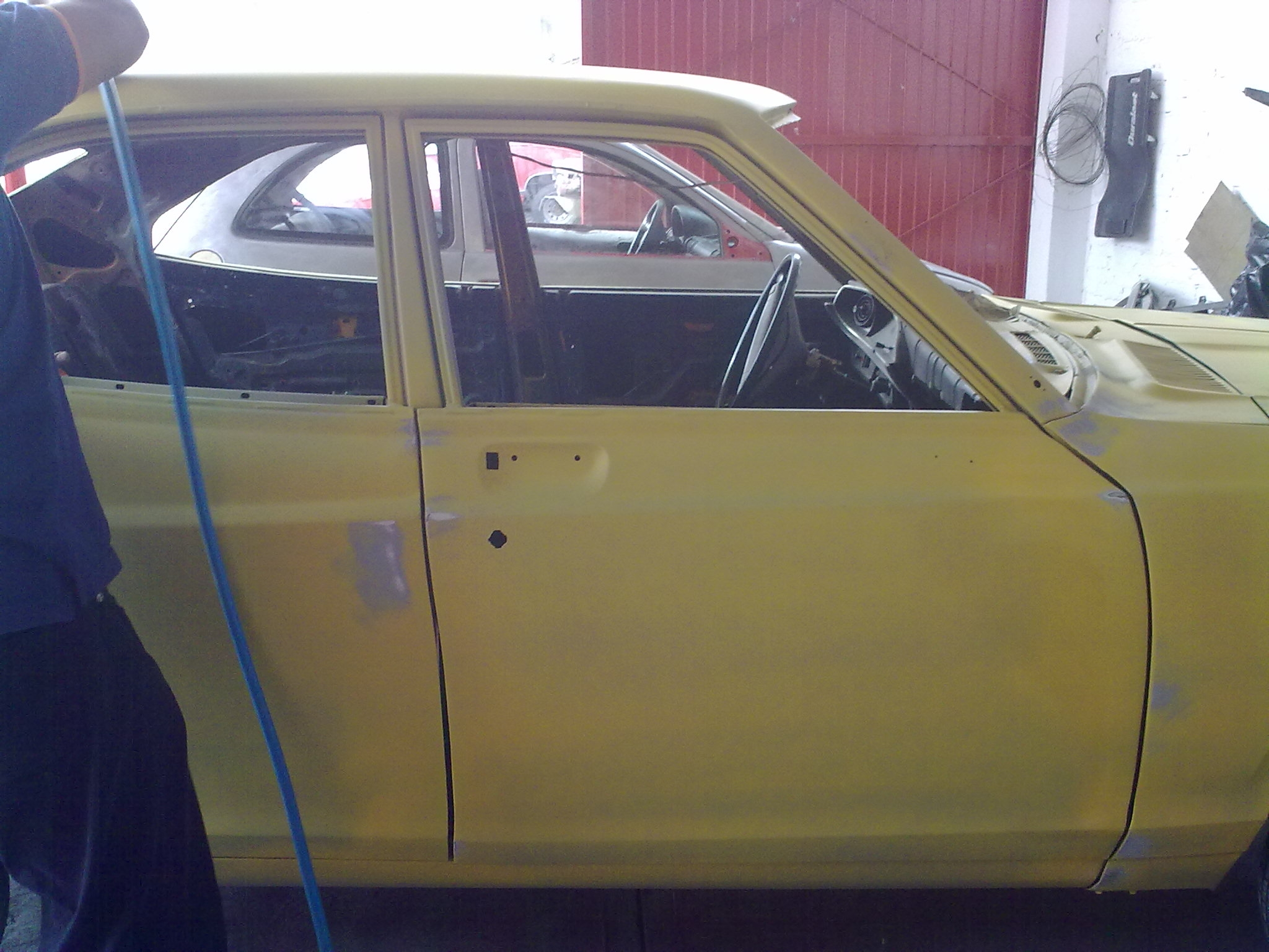 Another dolv74 1975 Datsun 710 post... - 13159087