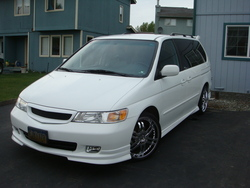 reymeruss 2003 Honda Odyssey
