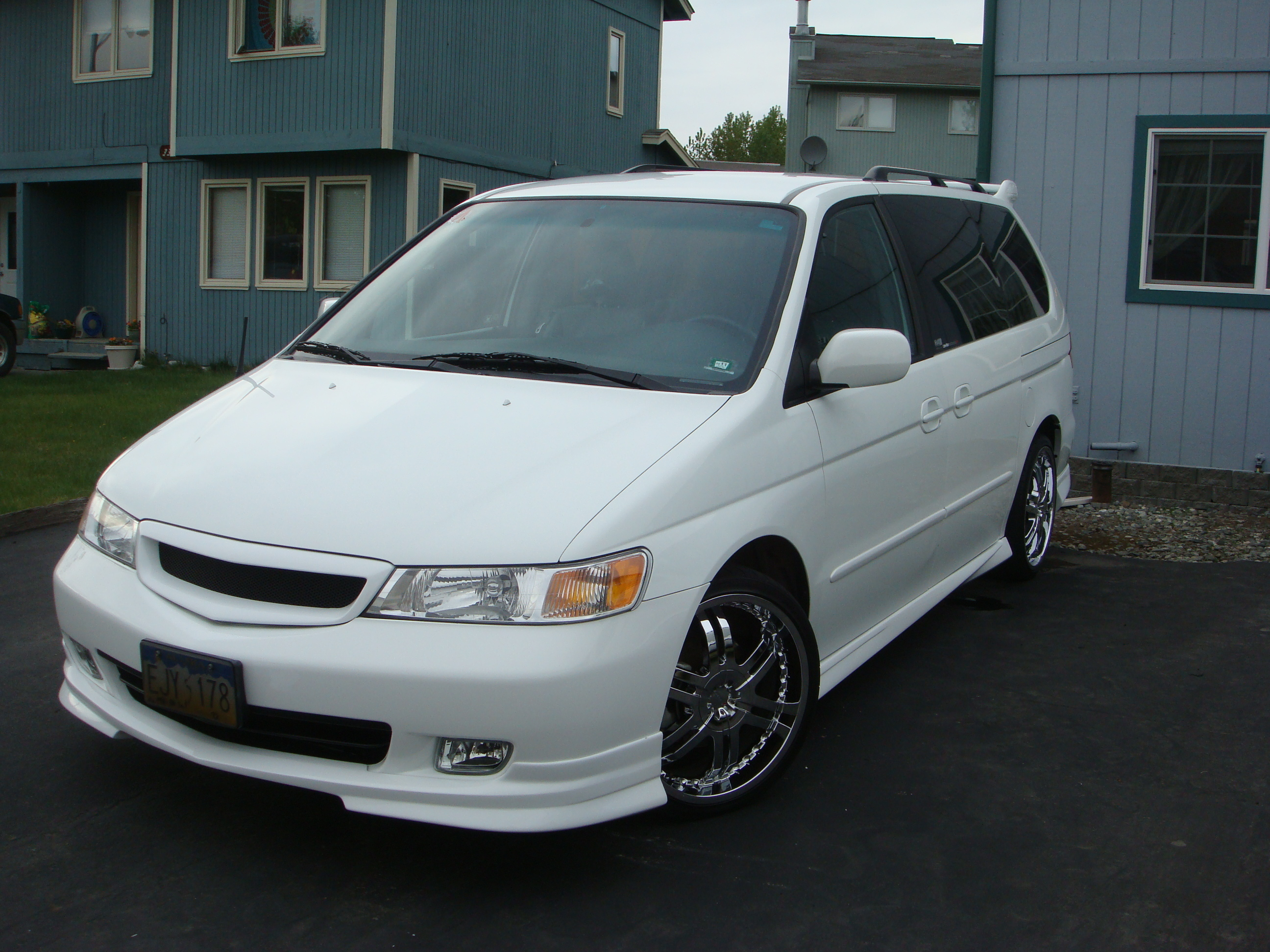 reymerus 2003 honda odyssey specs photos modification. Black Bedroom Furniture Sets. Home Design Ideas