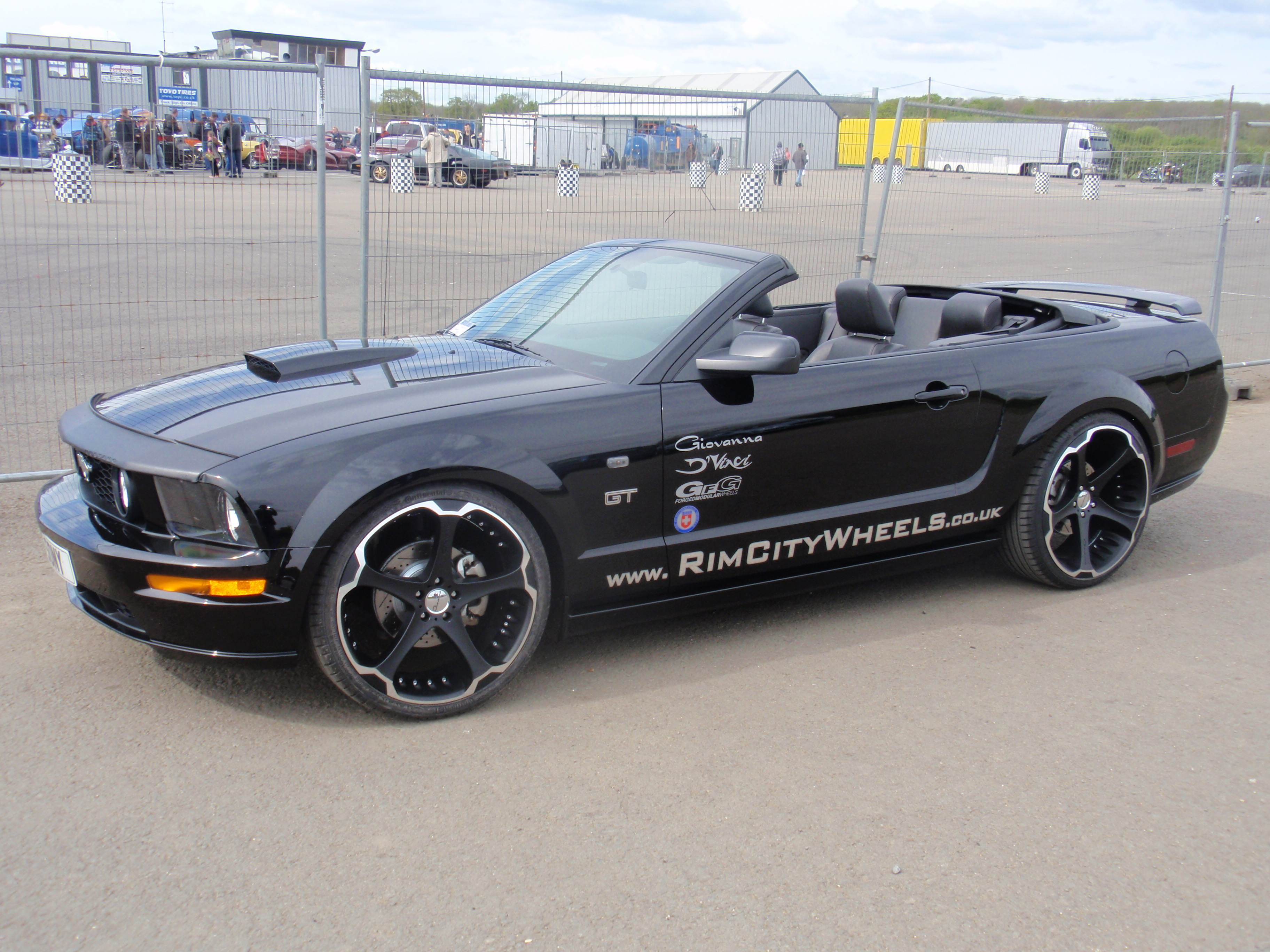 Rimcityuk 2007 ford mustang specs photos modification - Mustang modification ...