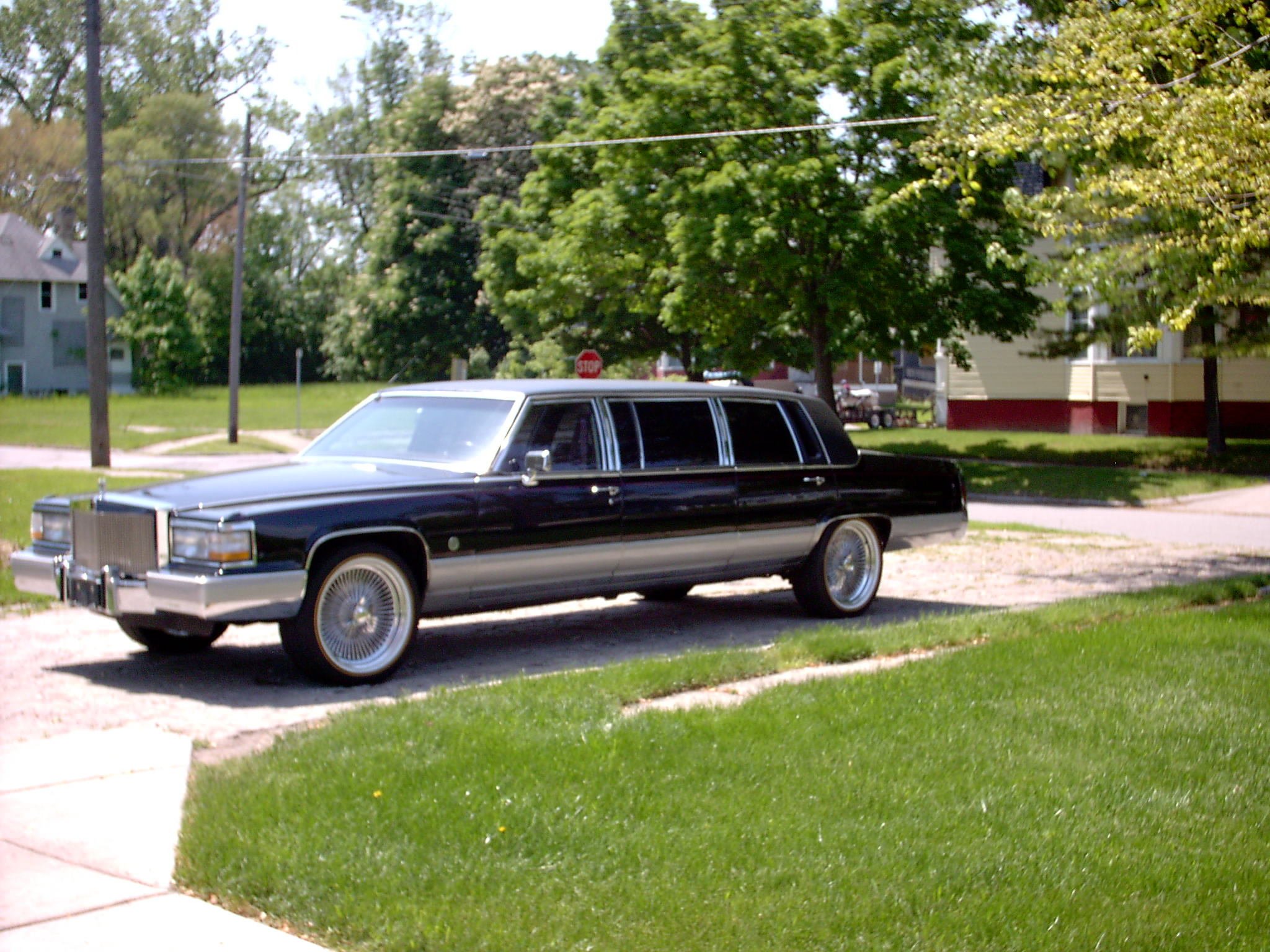 Legenz 1992 Cadillac Brougham Specs Photos Modification
