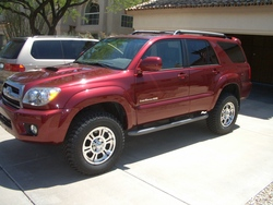 beastbluetacos 2007 Toyota 4Runner