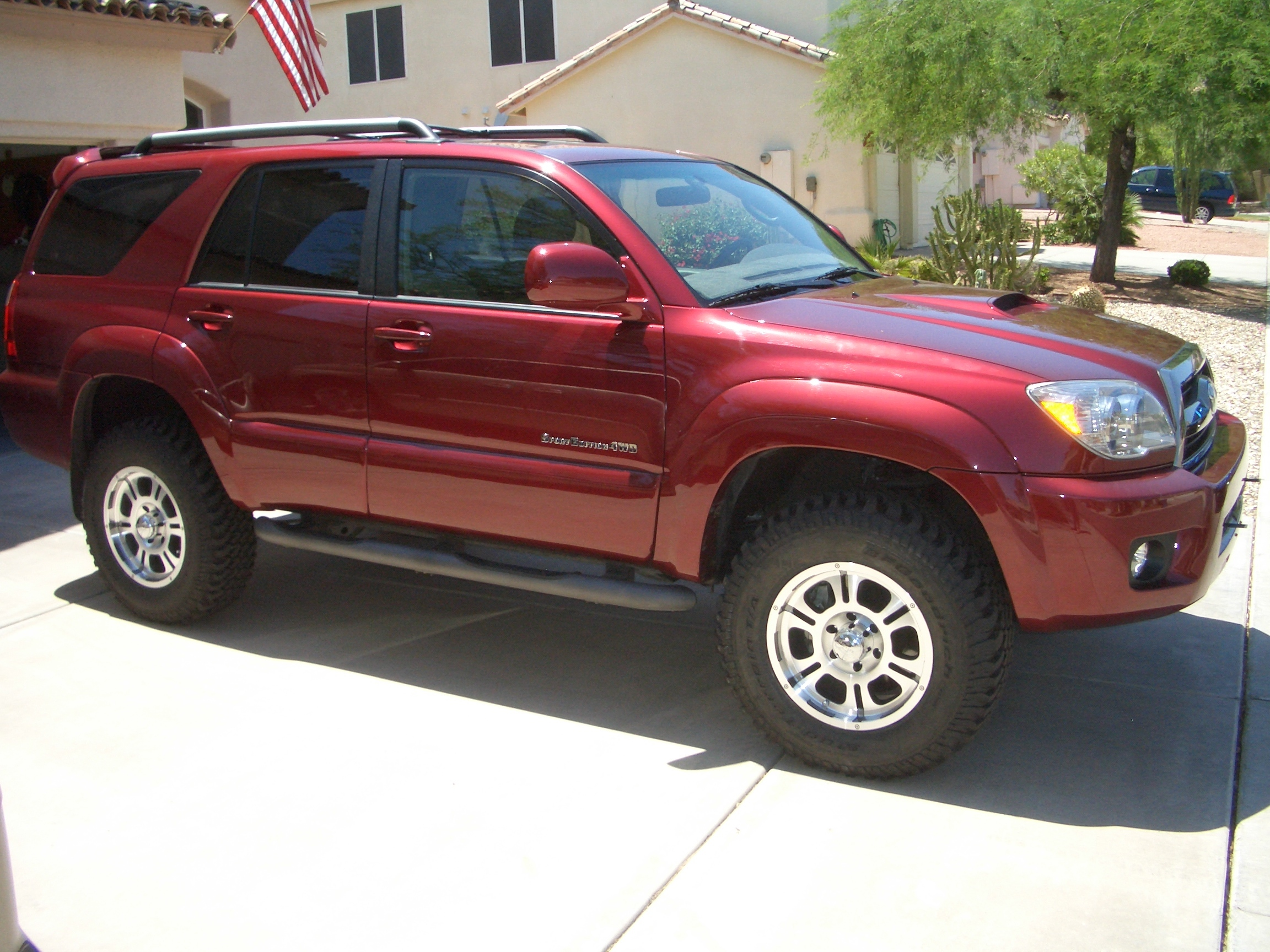 Another beastbluetaco 2007 Toyota 4Runner post... - 13158691