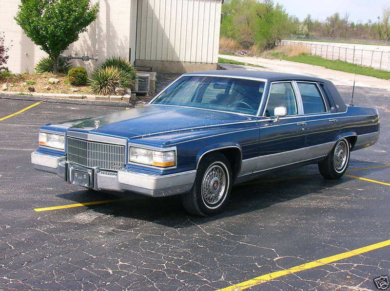 Another MAXBLUE04 1990 Cadillac Brougham post... - 13158790
