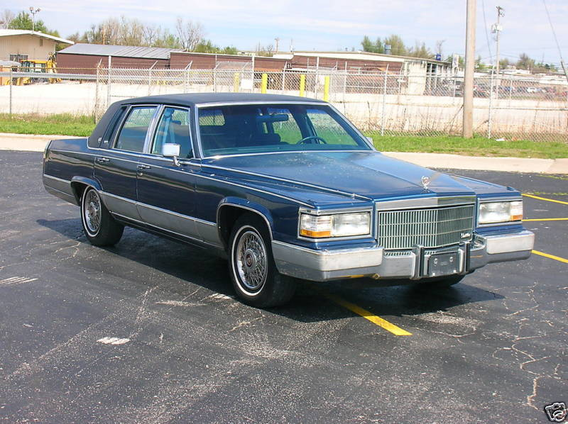 Another MAXBLUE04 1990 Cadillac Brougham post... - 13158792