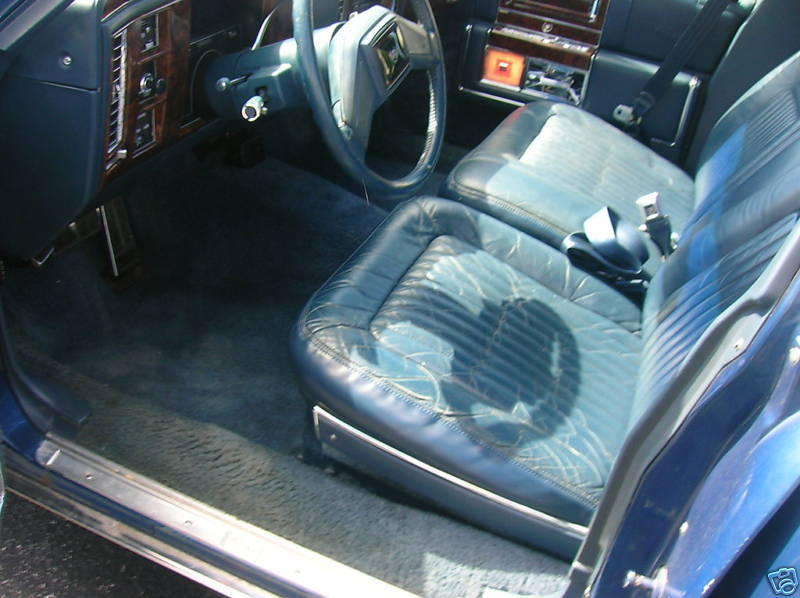 Another MAXBLUE04 1990 Cadillac Brougham post... - 15507384