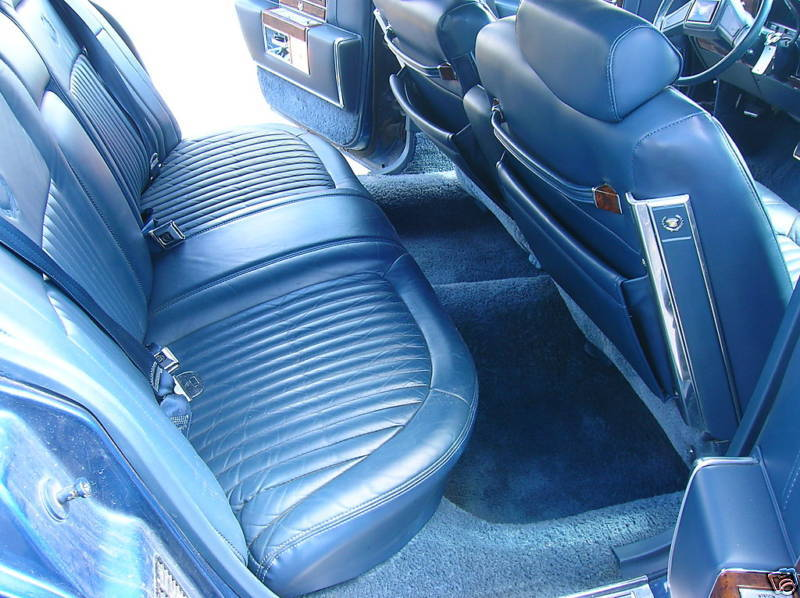 Another MAXBLUE04 1990 Cadillac Brougham post... - 15507309