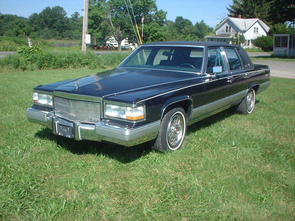 Another MAXBLUE04 1990 Cadillac Brougham post... - 13158793