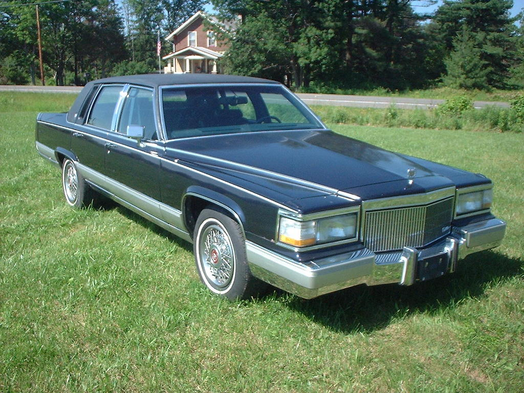 Another MAXBLUE04 1990 Cadillac Brougham post... - 13158795