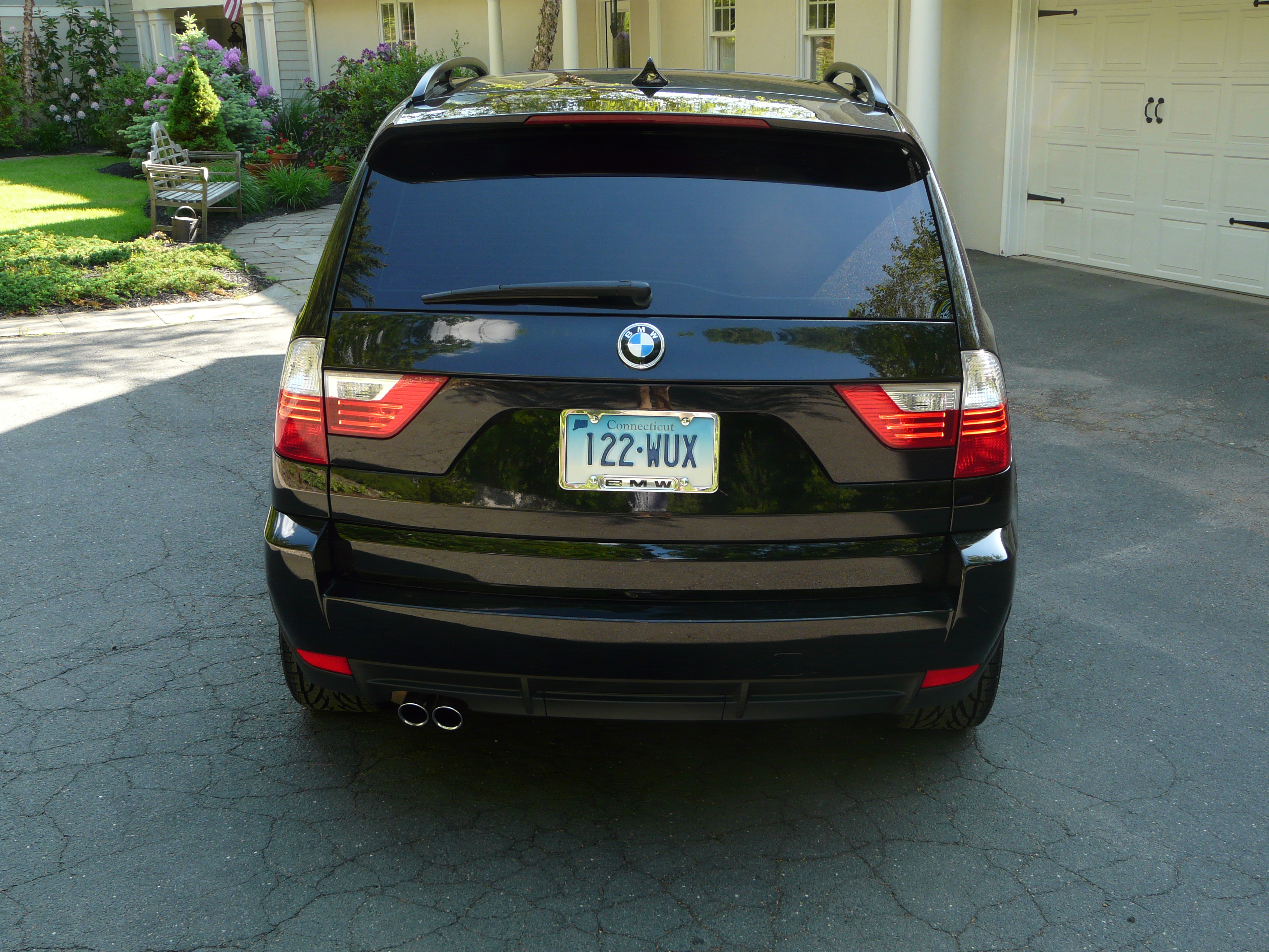 cthotboxer 2008 bmw x3 specs photos modification info at cardomain. Black Bedroom Furniture Sets. Home Design Ideas