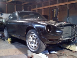 dozndavs 1974 Datsun 260Z