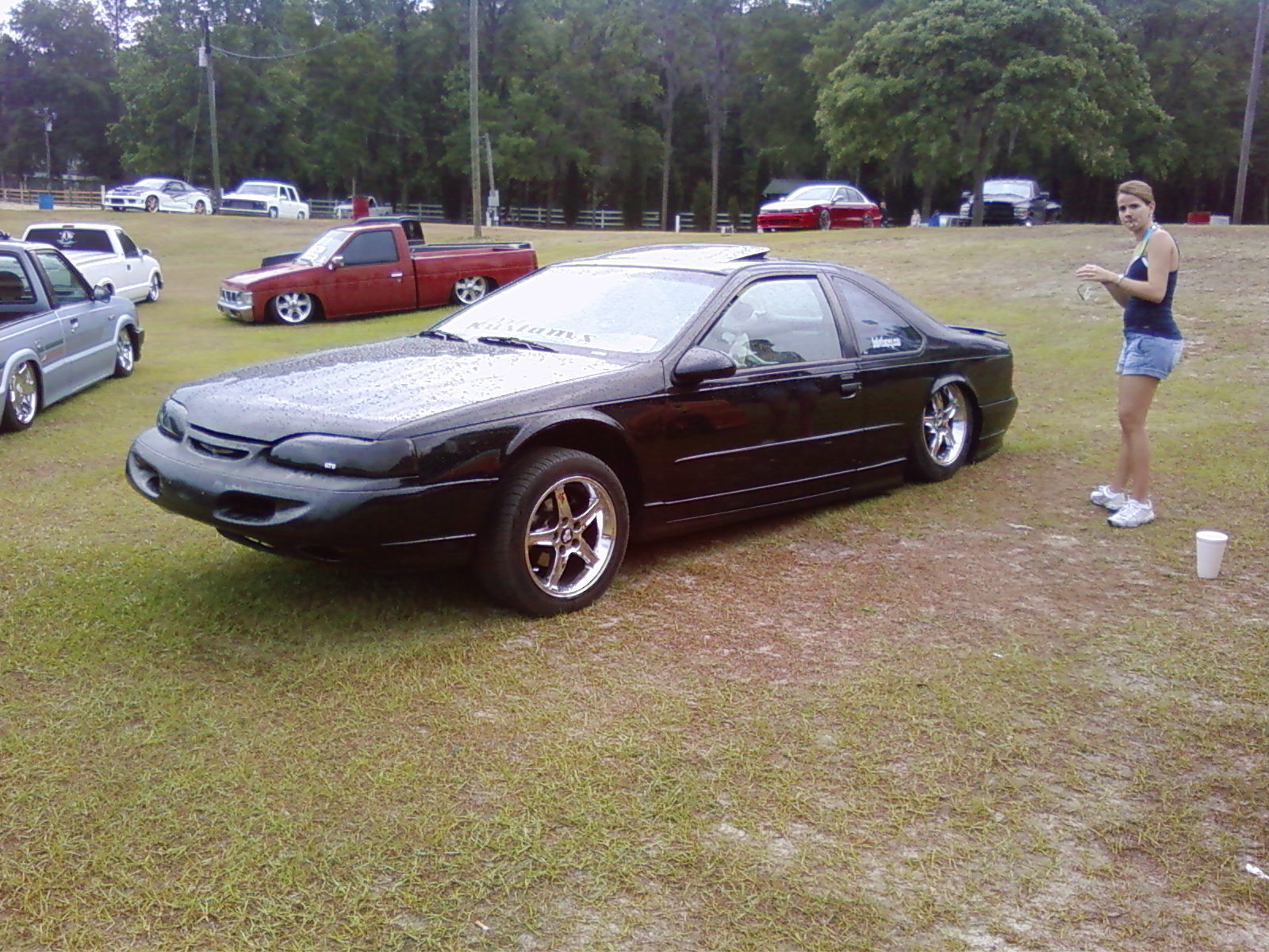 speedbump147 1995 Ford Thunderbird 13160462