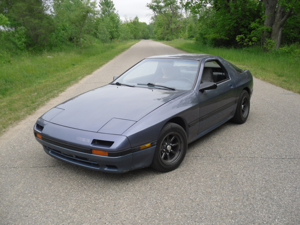 Ado123 1986 Mazda Rx 7 Specs Photos Modification Info At