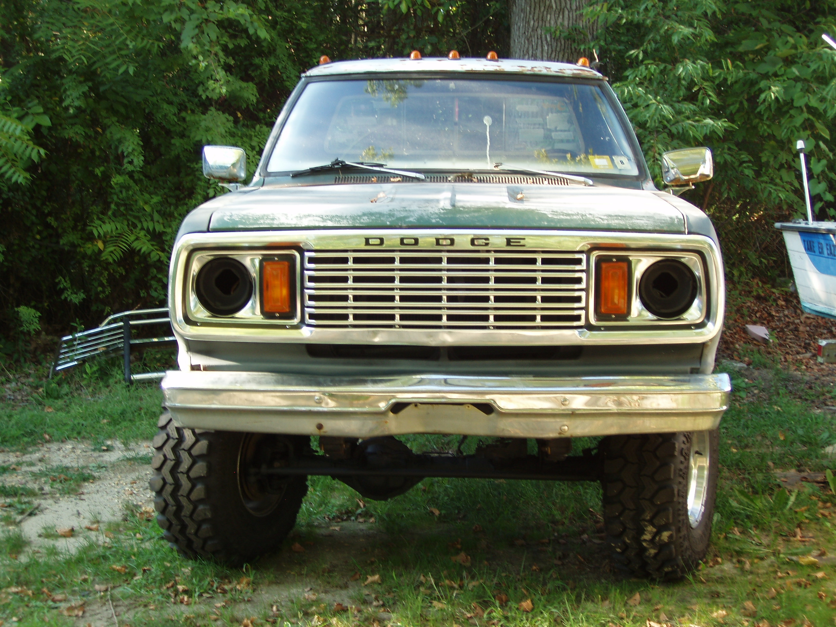 Clsmith78pw 1978 Dodge Power Wagon Specs Photos Modification Info At Cardomain