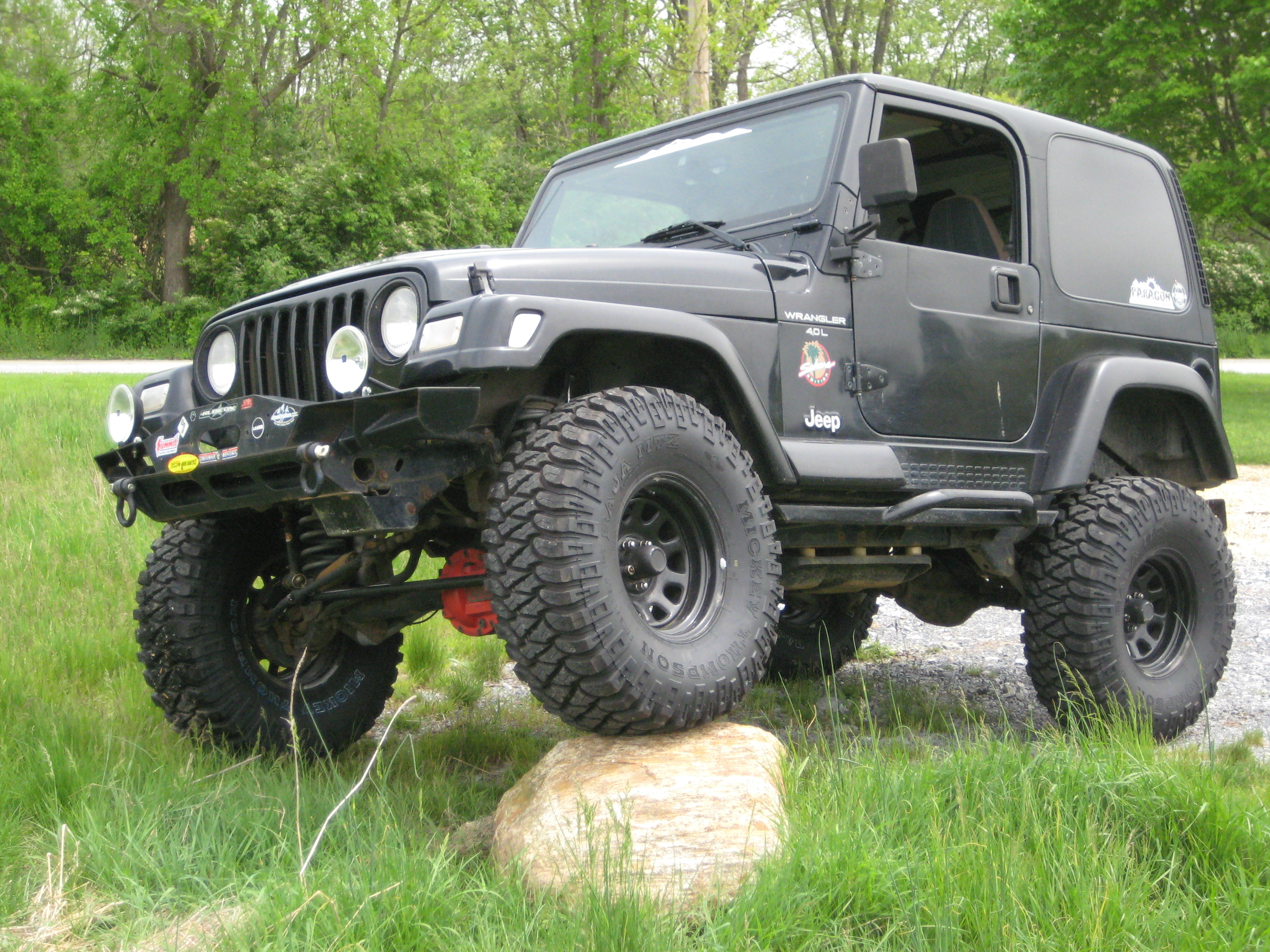 Liftedsahara's 2000 Jeep TJ in West Chester, PA