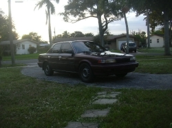 curtis101187 1987 Toyota Camry