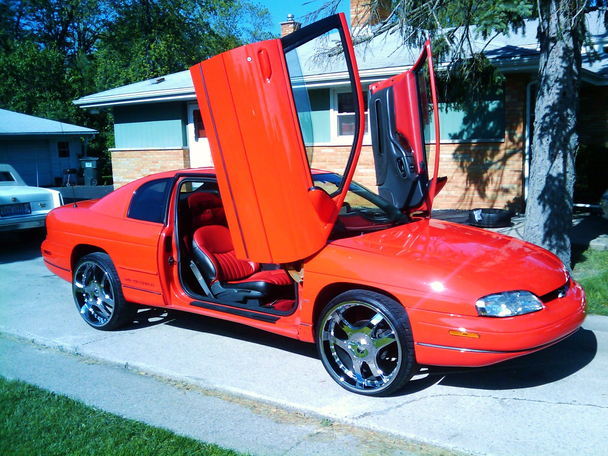 Chinwoo 1999 Chevrolet Monte Carlo Specs Photos