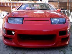 thaclinsters 1990 Nissan 300ZX