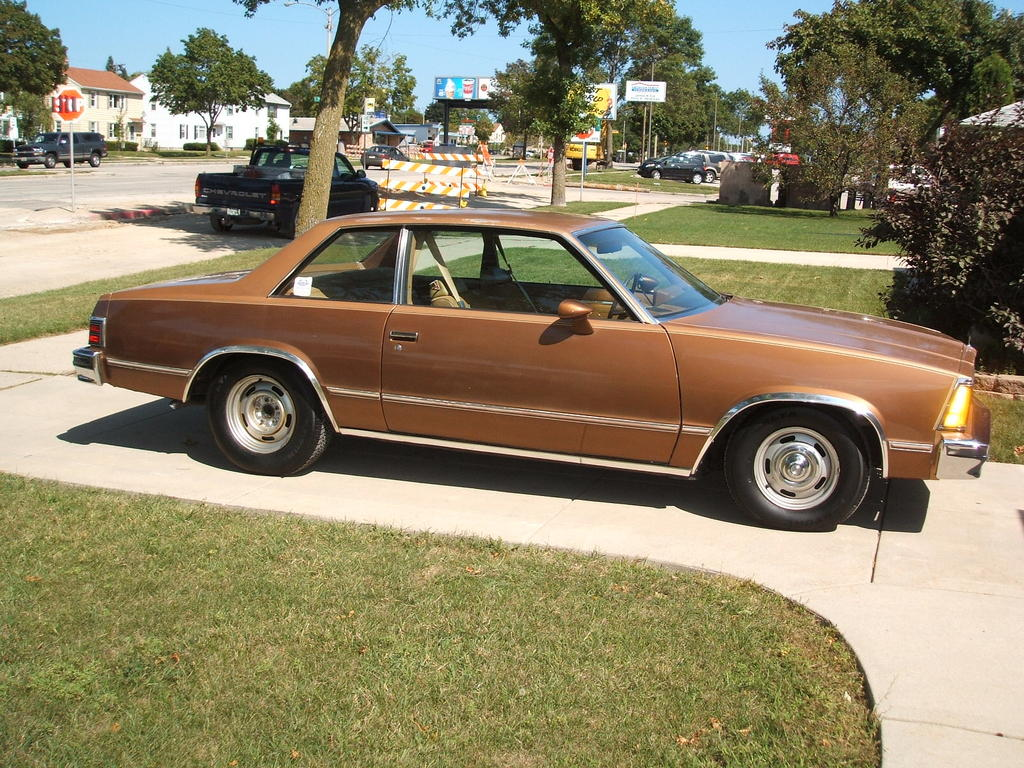 Brown Malibu 1980 Chevrolet Malibu Specs Photos