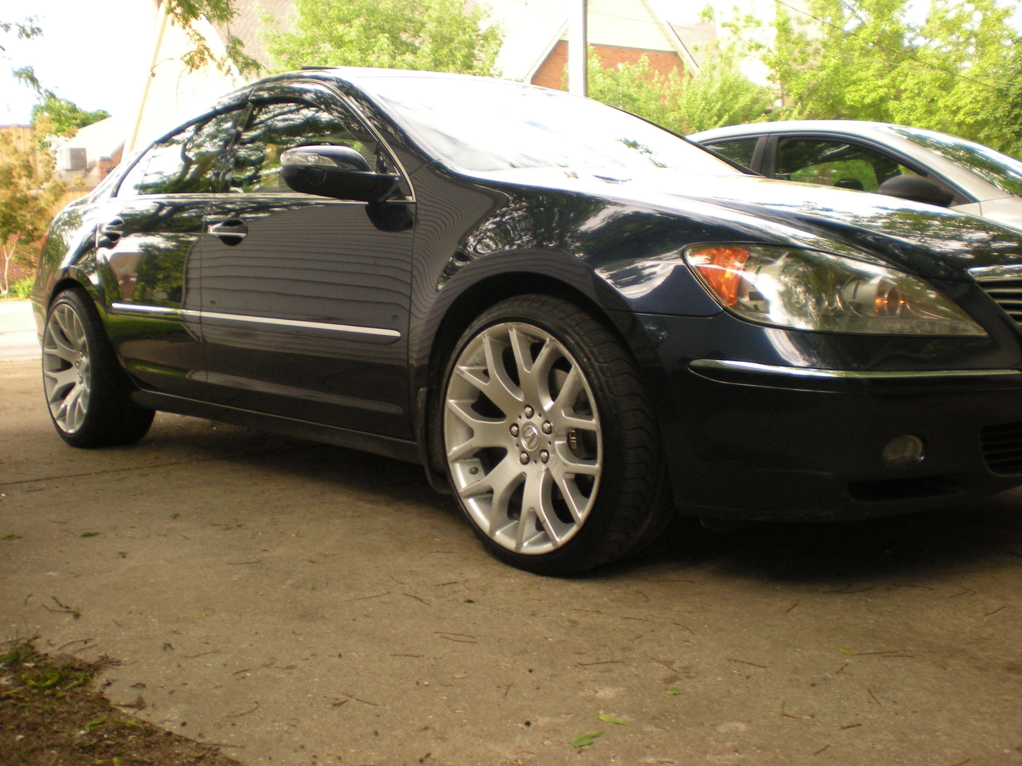 Lawrence Acura RL Specs Photos Modification Info At CarDomain - Acura rl wheels
