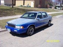 MoPowerManic's 1994 Chrysler LeBaron