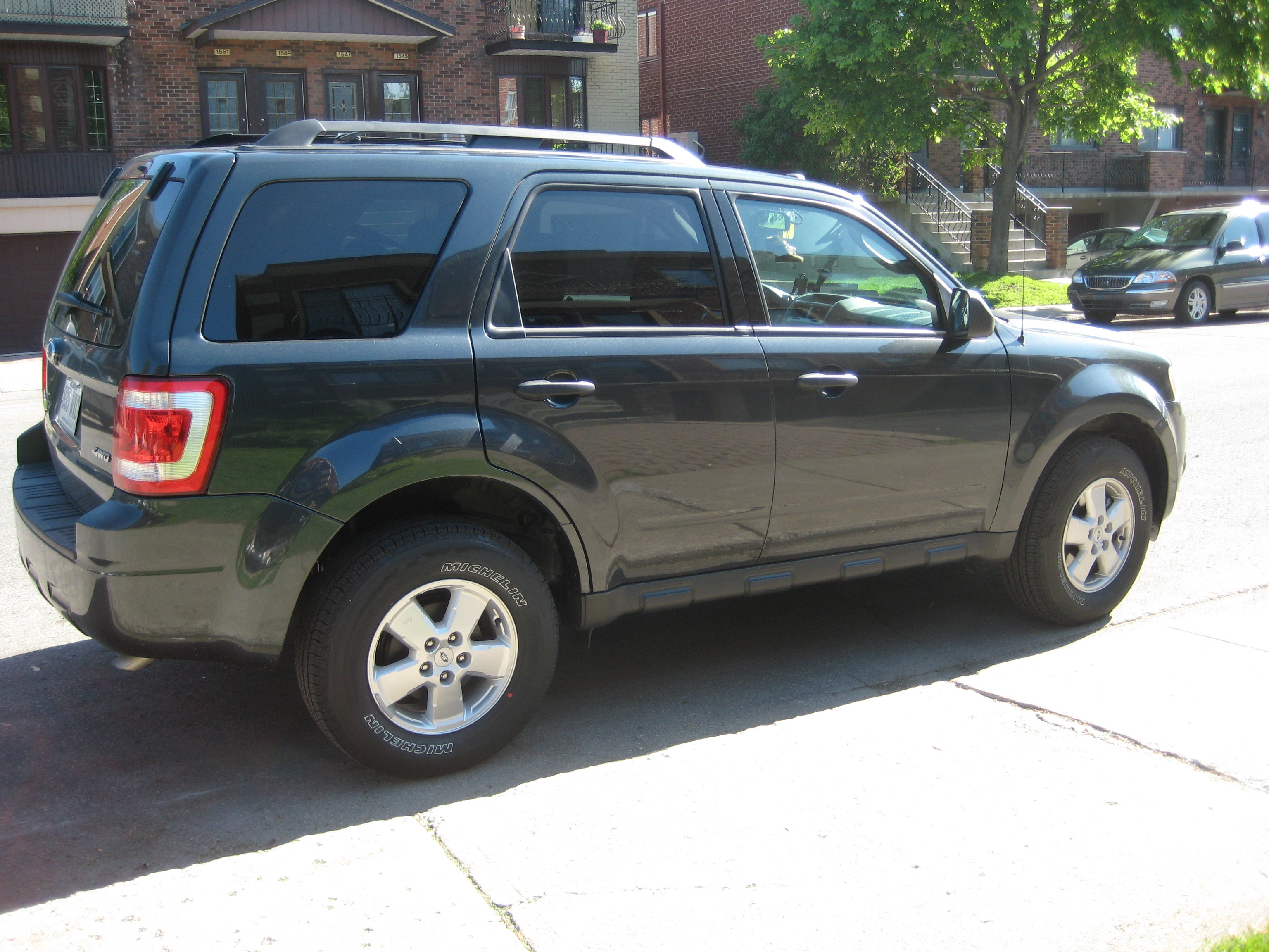 bigfoot187's 2009 Ford Escape
