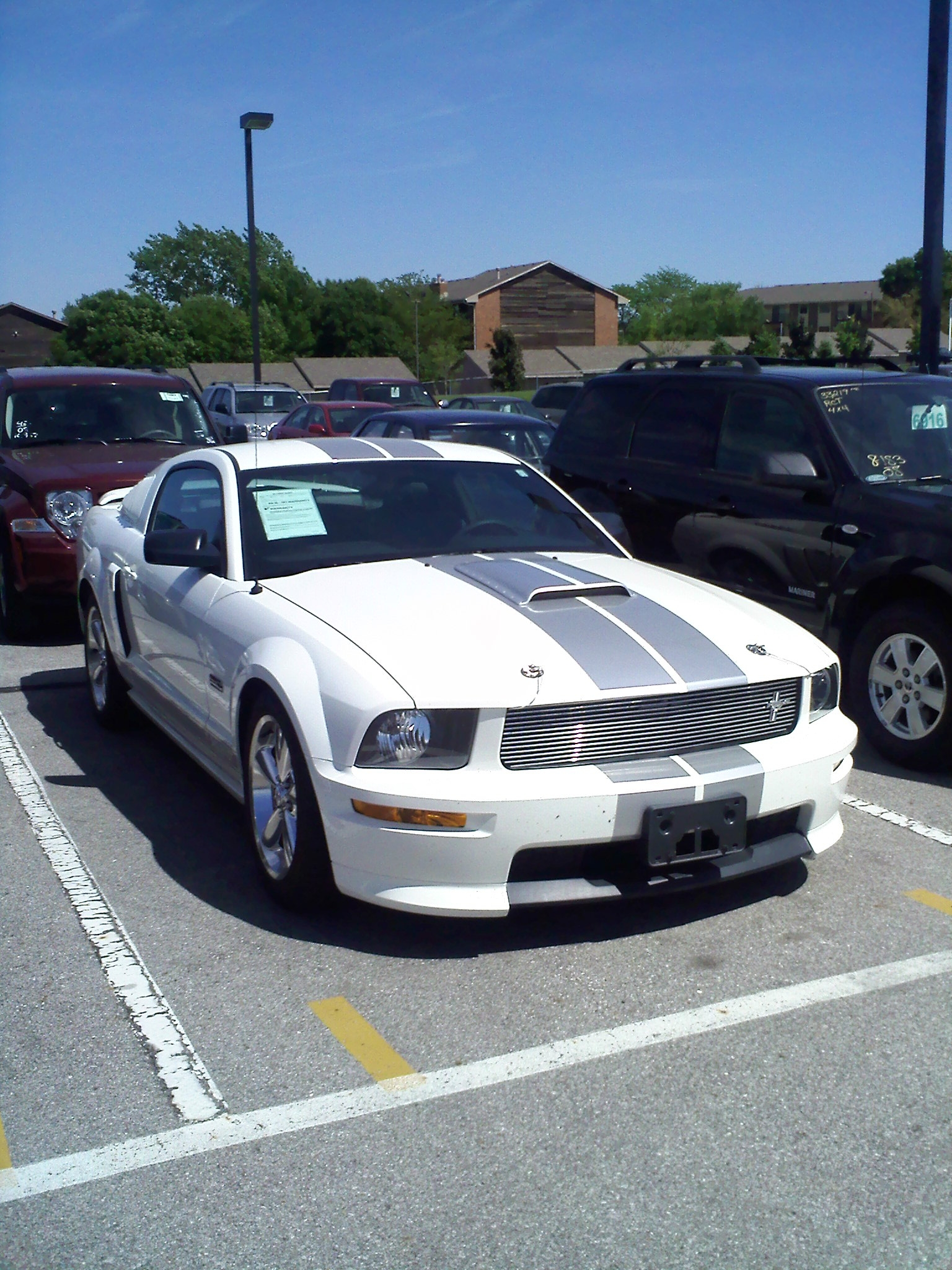 Charles Gabus Ford Des Moines Iowa >> Another Thechadwick06 2007 Ford Mustang Post 5555226 By
