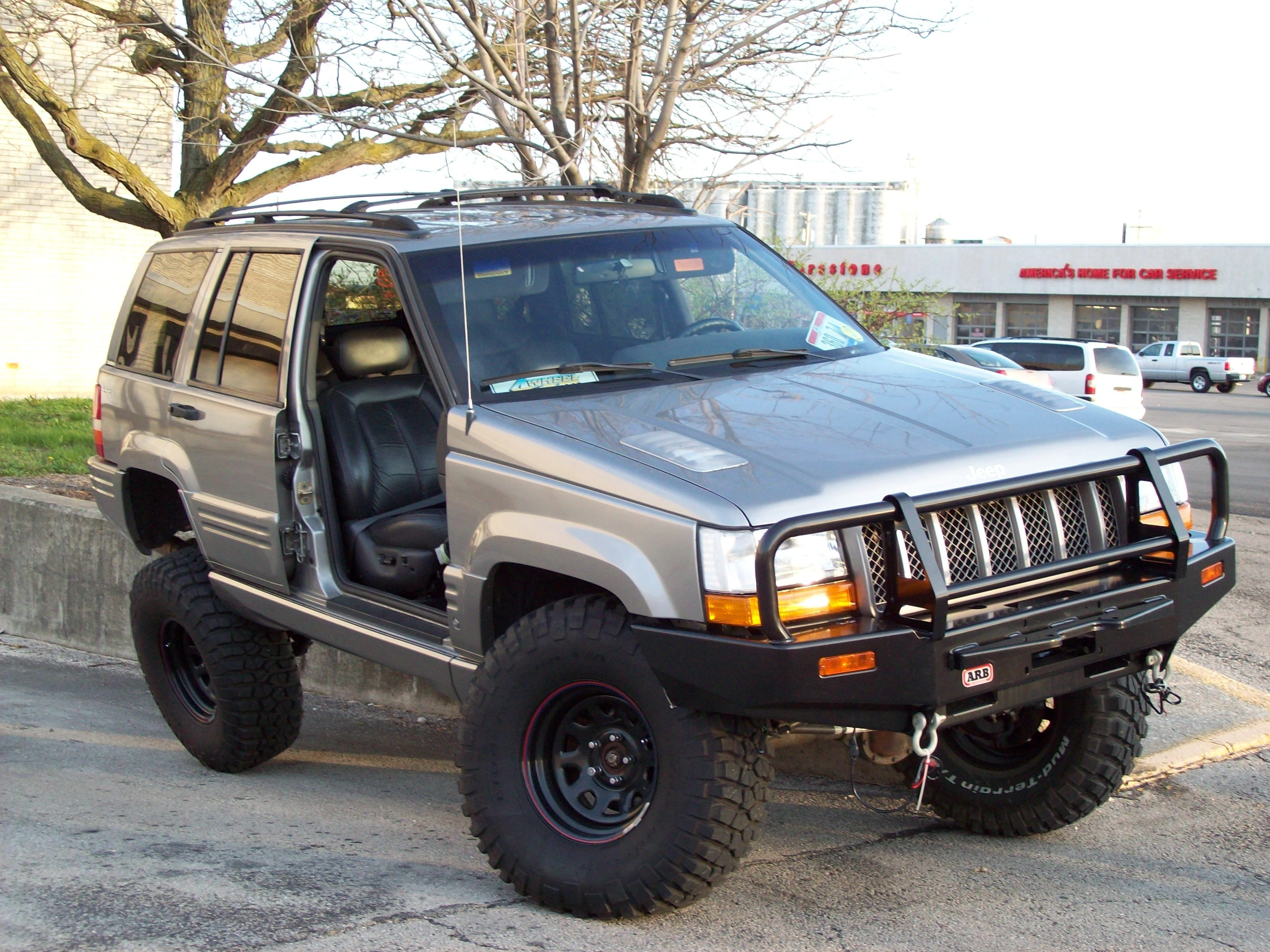 Bluerodeo4x4 1998 Jeep Grand Cherokee Specs Photos Modification Info At Cardomain