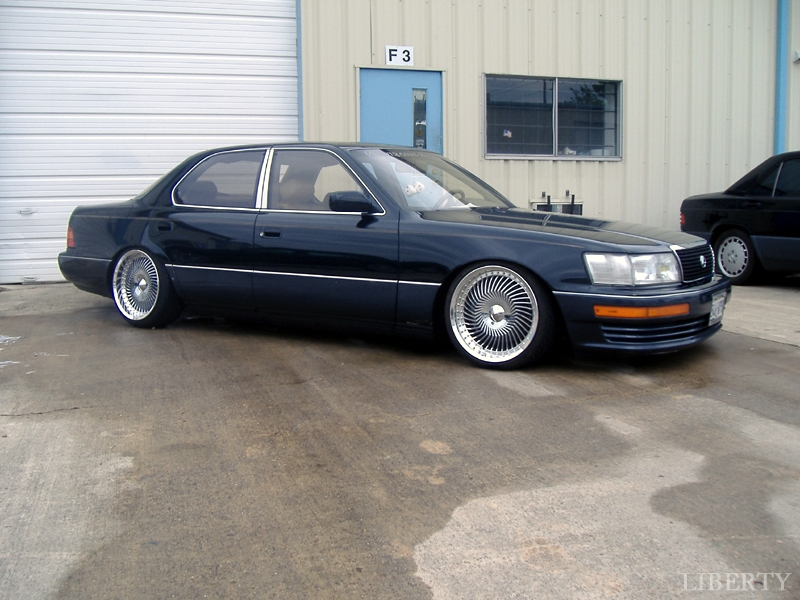 Another BLKonBLK98 1992 Lexus LS post... - 13166236