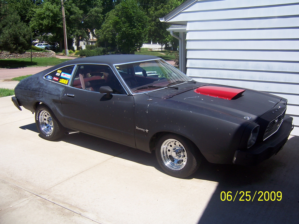 1974 Ford mustang ii for sale