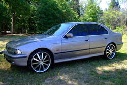 catalyst1906s 1998 BMW 5 Series