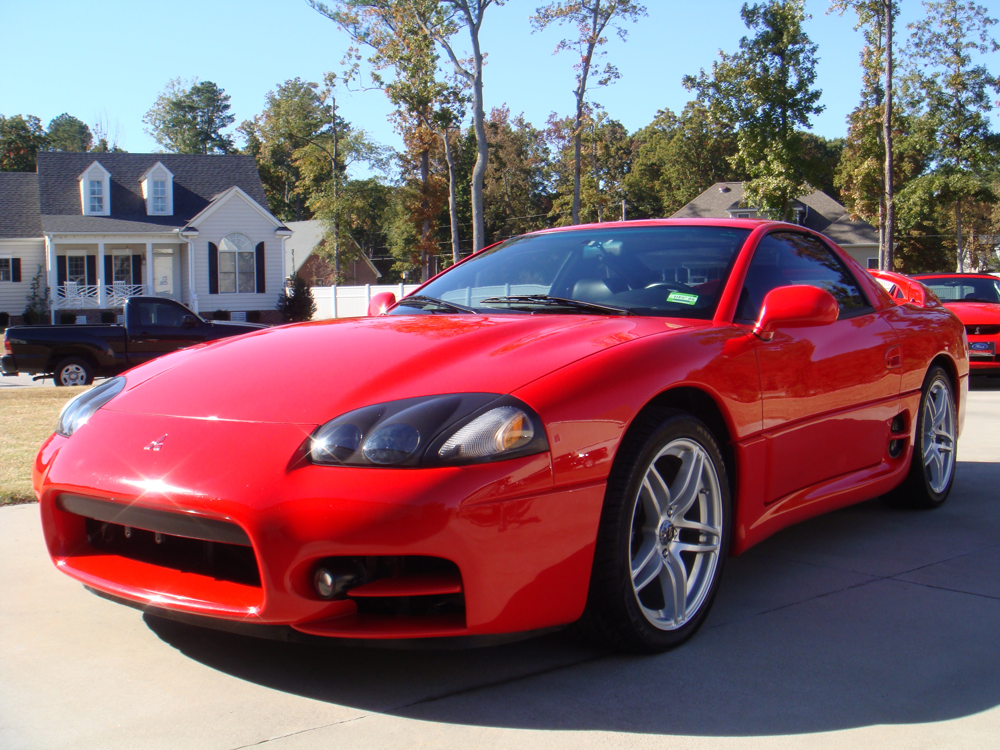 mystic3si 39 s 1999 mitsubishi 3000gt in wilson nc. Black Bedroom Furniture Sets. Home Design Ideas