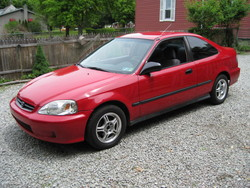 Steelpride12s 1999 Honda Civic
