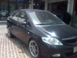 oyiecity 2007 Honda City