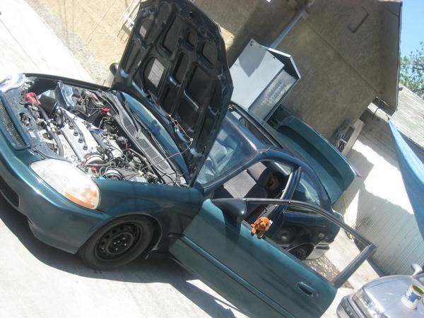 LENSR's 1997 Honda Civic