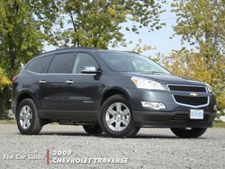 MaddLion 2009 Chevrolet Traverse
