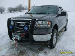 enzy1333s 2007 Ford F150 Regular Cab
