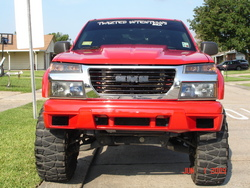 byamaha14s 2005 Chevrolet Colorado Regular Cab