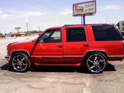 buddhatruckers 1996 Chevrolet Tahoe